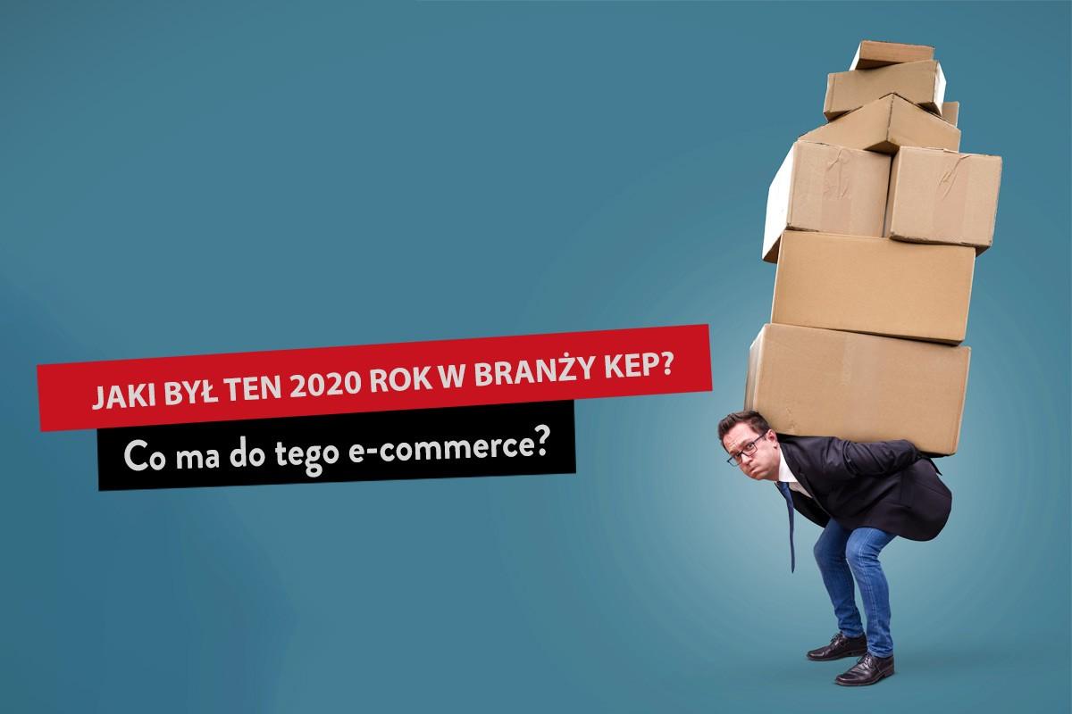 Rynek kurierski w Polsce w 2020 roku